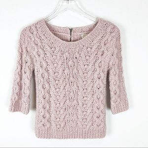 Kaisely light pink sweeter top size S